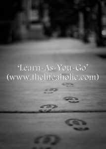 Learn-As-You-Go